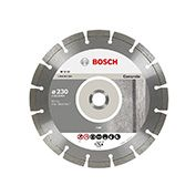 Алмазный диск Bosch Standard for Concrete230-22,23