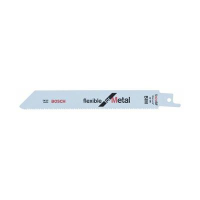 Bosch Flexible for Metal сабельная пилка купить по низкой цене в Москве, 2608656037