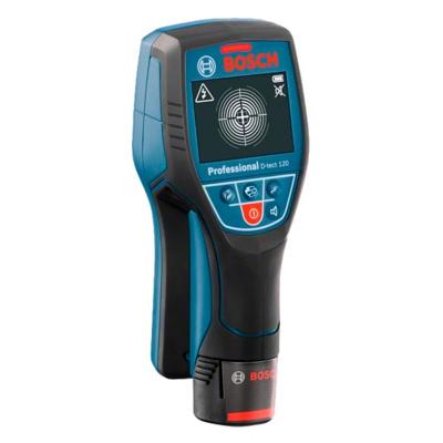 Аккумуляторный детектор Bosch D-tect 120 + вкладка под L-Boxx 0601081300 – характеристики